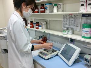 調剤業務(入院・外来)