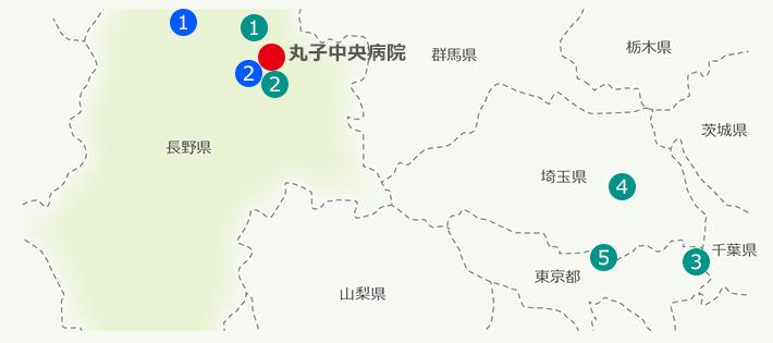 関連施設 マップ